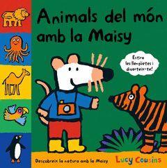 ANIMALS DEL MÓN AMB LA MAISY