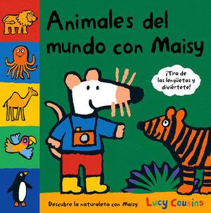 ANIMALES DEL MUNDO CON MAISY