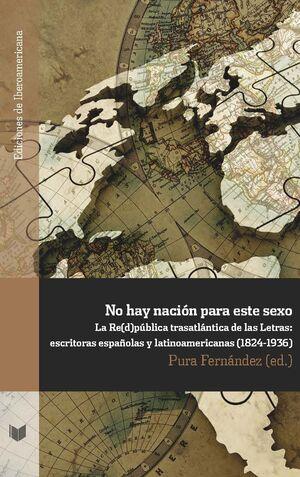 NO HAY NACION PARA ESTE SEXO.LA RED PUBLICA TRANSATLANTICA