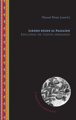 LIBROS DESDE EL  PARAISO
