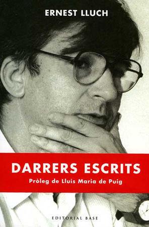 DARRERS ESCRITS (E.LLUCH).BASE-RUST