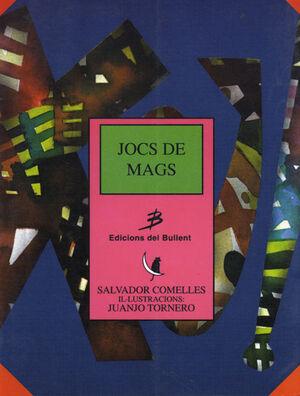 JOCS DE MAGS.GAT LLUNA-9