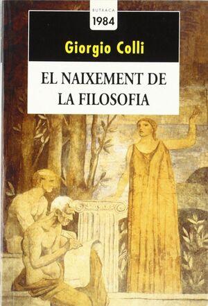 NAIXEMENT DE LA FILOSOFIA-BUTXACA 1984