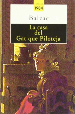 CASA DEL GAT QUE PILOTEJA.BUTXACA-30