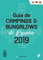 2019 GUIA DE CAMPINGS Y BUNGALOWS DE ESPAÑA.PELDAÑO