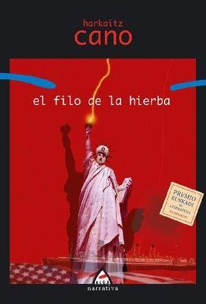 EL FILO DE LA HIERBA.ALBERDANIA