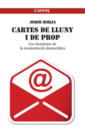 CARTES DE LLUNY I DE PROP. L'AVENÇ