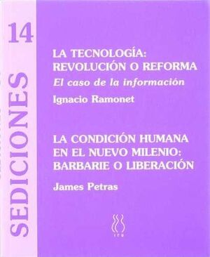 TECNOLOGIA,REVOLUCION O REFORMA.IRU