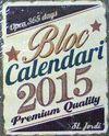 2015 BLOC CALENDARI SANT JORDI.STANLEY-RUST