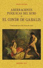 ABERRACIONES PSIQUICAS DEL SEXO EL CONDE DE GABALIS