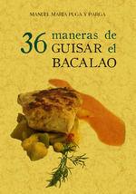 36 MANERAS DE GUISAR BACALAO