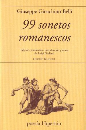 99 SONETOS ROMANESCOS. POESIA-HIPERION