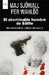 ABOMINABLE HOMBRE DE SAFFLE, EL.RBA-NEGRA-127-RUST