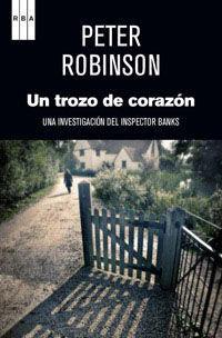 TROZO DE CORAZON,UN. RBA-NEGRA-229-RUST