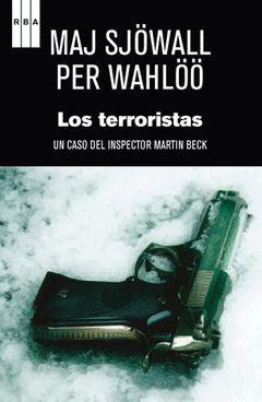 TERRORISTAS,LOS. RBA-NEGRA-244-RUST