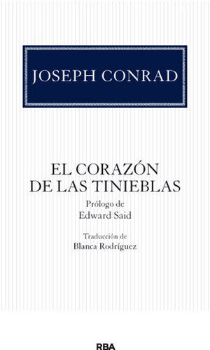 CORAZÓN DE LAS TINIEBLAS,EL. RBA-CLASICOS UNIVERSALES-DURA