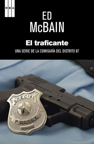 TRAFICANTE, EL.RBA-NEGRA-253-RUST
