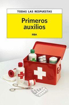 PRIMEROS AUXILIOS. RBA-RUST