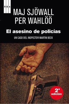 ASESINO DE POLICÍAS,EL. RBA-NEGRA--230