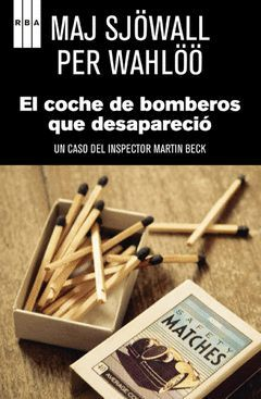 COCHE DE BOMBEROS QUE DESAPARECIO,EL. RBA-NEGRA-45-RUST