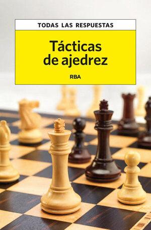 TÁCTICAS DE AJEDREZ.RBA-RUST