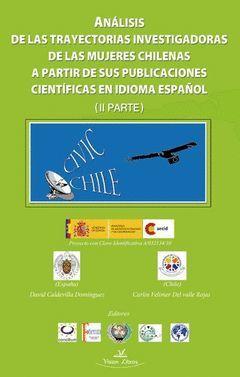ANALISIS DE LAS TRAYECTORIAS INVESTIGADORAS (II)PARTE
