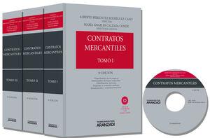 CONTRATOS MERCANTILES. 3 TOMOS. 5ª ED.