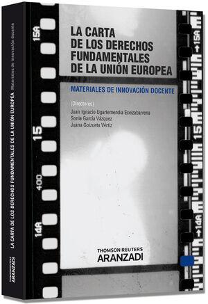 CARTA DE LOS DERECHOS FUNDAMENTALES DE LA UNION EUROPEA