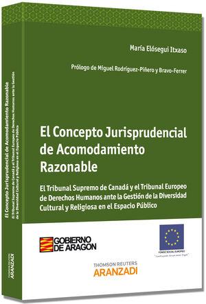 CONCEPTO JURISPRUDENCIAL DE ACOMODAMIENTO RAZONABLE