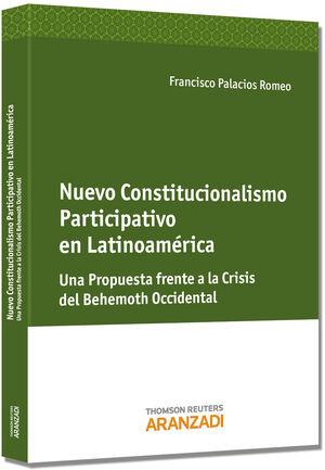NUEVO CONSTITUCIONALISMO PARTICIPATIVO EN LATINOAMERICA