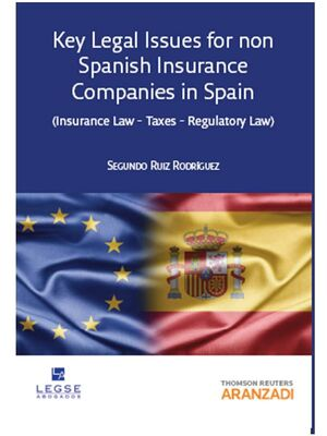 LEGAL KEY ISSUES FOR NON SPANISH