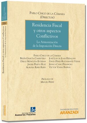 RESIDENCIA FISCAL Y OTROS ASPECTOS CONFLICTIVOS