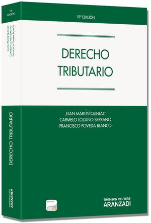 DERECHO TRIBUTARIO (DÚO PAPEL + E-BOOK)