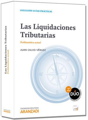 LIQUIDACIONES TRIBUTARIAS, LAS (DÚO: PAPEL + PROVIEW)