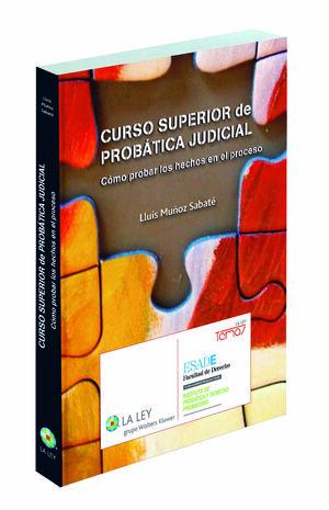 CURSO SUPERIOR DE PROBÁTICA JUDICIAL