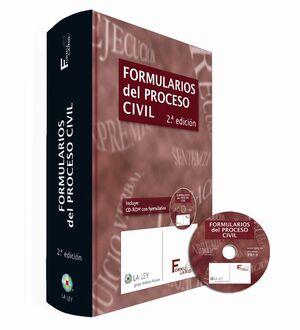 FORMULARIOS DEL PROCESO CIVIL