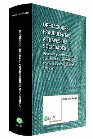 OPERACIONES FRAUDULENTAS A TRAVES DE SOCIEDADES