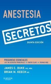 ANESTESIA SECRETOS