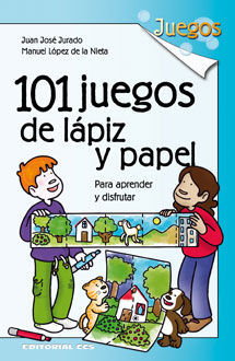 101 JUEGOS DE LÁPIZ Y PAPEL