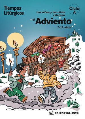 LOS NIÑOS Y NIÑAS CELEBRAN EL ADVIENTO 7-12 AÑOS
