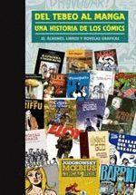 DEL TEBEO AL CÓMIC 10: ÁLBUMES, LIBROS Y NOVELAS GRÁFICAS
