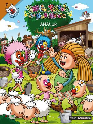AMALUR - PIRRITX, PORROTX ETA MARIMOTOTS