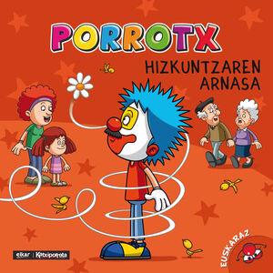 PORROTX HIZKUNTZAREN ARNASA