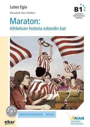 MARATON - ATHLETICEN HISTORIA EZBERDIN BAT (B1) (+