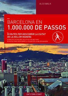 BARCELONA EN 1.000.000 DE PASSES.COSSETANIA-RUST