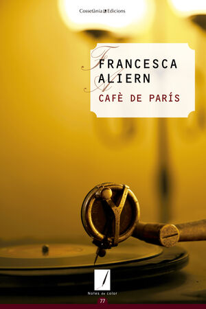 CAFÈ DE PARÍS