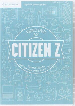 CITIZEN Z VIDEO DVD A2