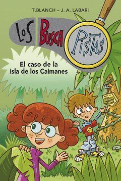 EL CASO DE LA ISLA DE LOS CAIMANES. LOS BUSCAPISTAS-005