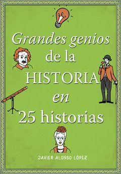 GRANDES GENIOS DE LA HISTORIA.MONTENA-INF-RUST