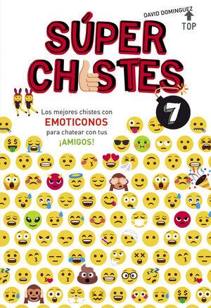 LOS MEJORES CHISTES CON EMOTICONOS PARA CHATEAR CON TUS ¡AMIGOS! (SUPER CHISTES